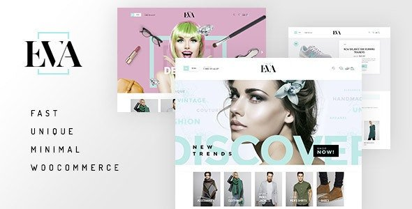 Eva - Fashion WooCommerce Theme v1.9.6