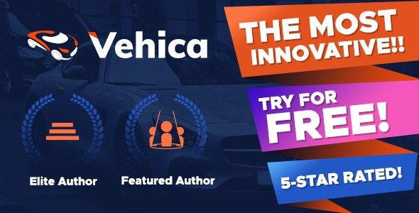 Vehica - Car Dealer & Automotive Directory v1.0.33