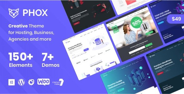 Phox - HPhox - Hosting WordPress & WHMCS Theme v1.7.0osting WordPress & WHMCS Theme v1.7.0