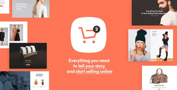 Shopkeeper - eCommerce WordPress Theme for WooCommerce v2.9.28