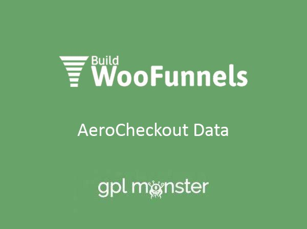 Woofunnels AeroCheckout Data v2.1.3