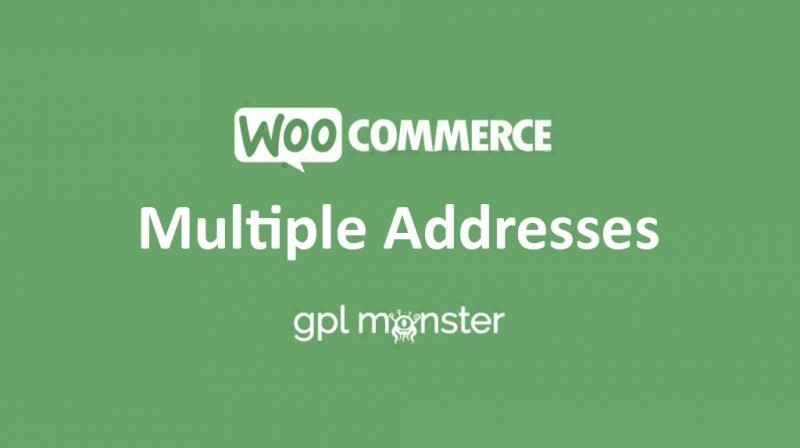 WooCommerce Shipping Multiple Addresses