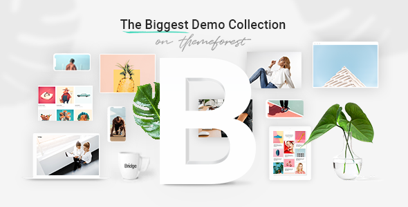 Bridge Creative Multi-Purpose WordPress Themes v24.7