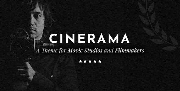Cinerama - A Theme for Movie Studios and Filmmakers v1.7.0