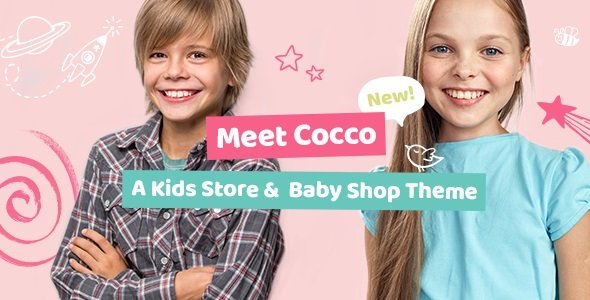 Cocco - Kids Store and Baby Shop Theme v1.5.1