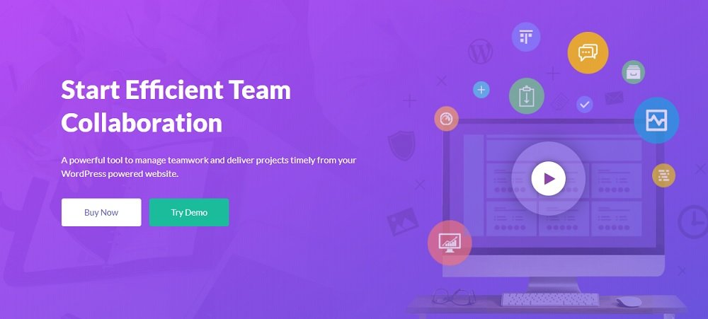 WP Project Manager Pro - Best Project Management Tool for WordPress v2.5.2