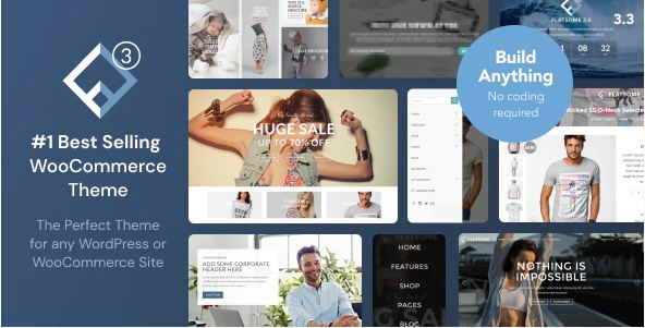 Flatsome Multi-Purpose Responsive WooCommerce Theme v3.13.3