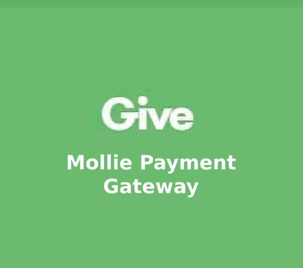 Give Mollie Payment Gateway v1.2.4