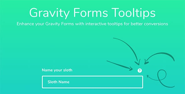 Gravity Forms Tooltips Add-On