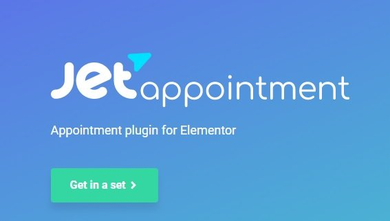JetAppointments - Appointment Plugin for Elementor v1.1.1