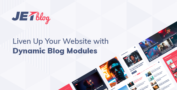 JetBlog - Blogging Package for Elementor