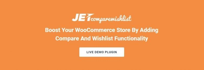 JetCompareWishlist For Elementor WordPress Plugin v1.3.2