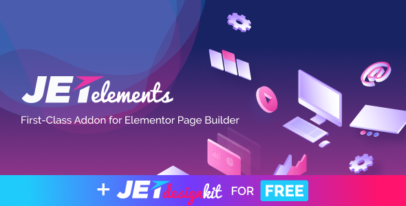 JetElements – Widgets Addon for Elementor Page Builder v2.5.6