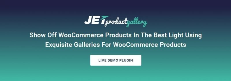 JetProductGallery – Elementor Represent Product Images in Form of Convenient Gallery v2.0.1
