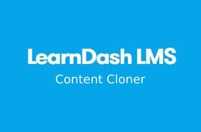 LearnDash Essentials Content Cloner Add-On