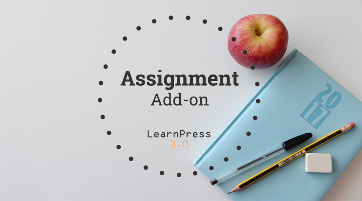 Learnpress – Assignments Add-On v3.1.4