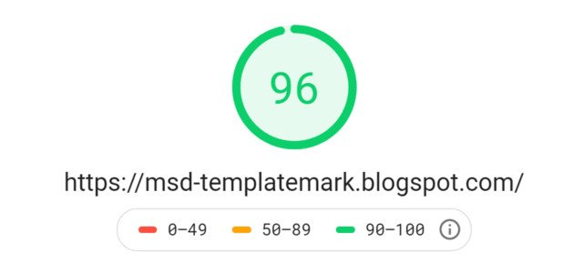 MSD Responsive Grid Style Blogger Template 3