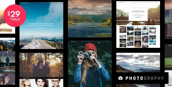 Photography - Photography WordPress for Photography