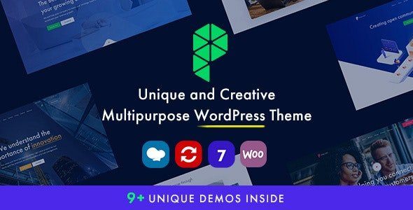 Prelude - Creative Multipurpose WordPress Theme