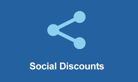 Easy Digital Downloads Social Discounts Addon