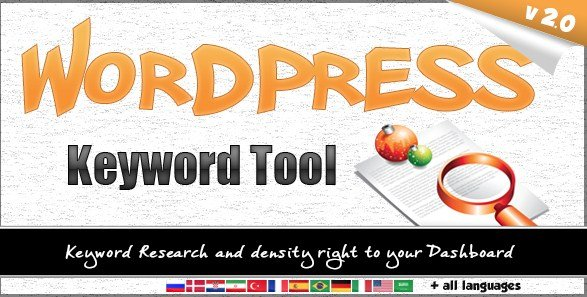 WordPress Keyword Tool Plugin Features : Keyword list Add keywords as tags Watch density All languages are supported Responsive Easy configuration And many more. Check official website for more info