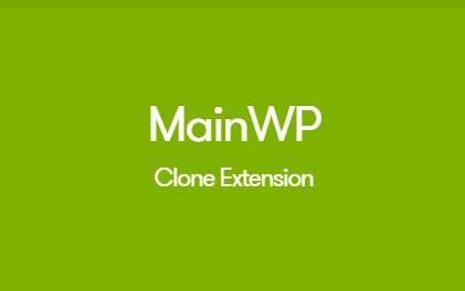 MainWP Clone Extension v4.0