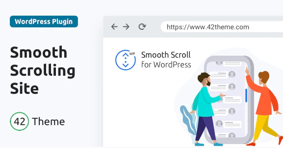 Smooth Scroll for WordPress