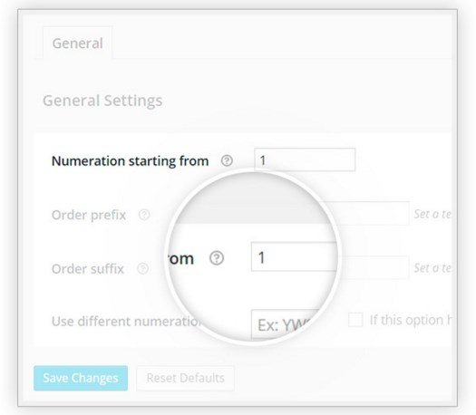YITH WooCommerce Sequential Order Number Premium