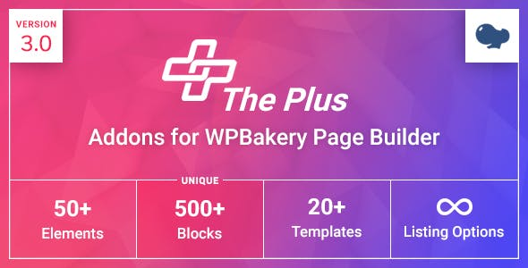 The Plus Addons for WPBakery Page Builder