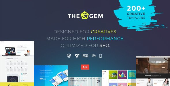 TheGem – Creative Multi-Purpose High-Performance WordPress Theme v4.7.0