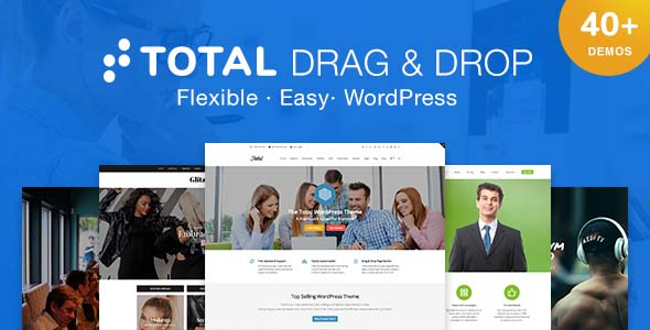 Total – Responsive Multi-Purpose WordPress Theme v5.1