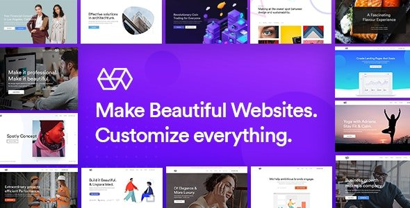 Webify All-in-One Elementor WordPress Theme v4.3