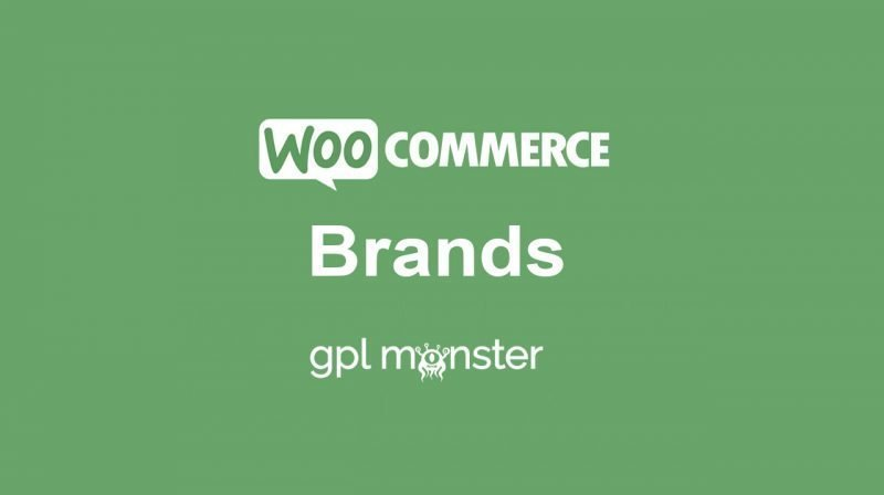 WooCommerce Brands gplmonster