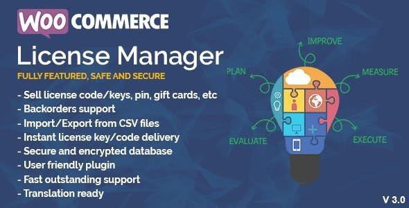 WooCommerce License Manager v4.2.9