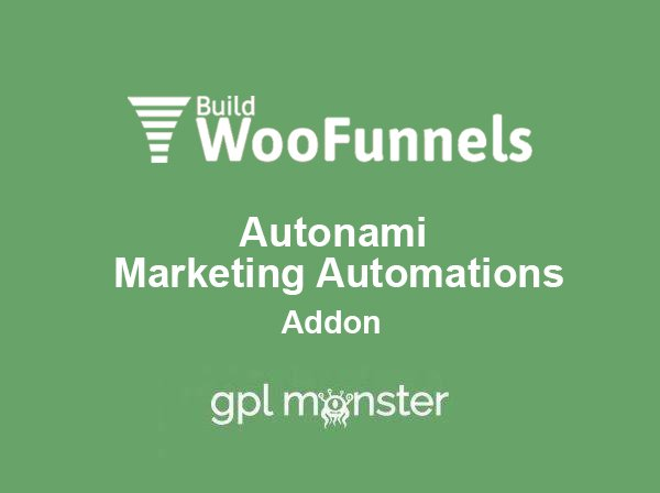 Woofunnels Autonami Marketing Automations v1.3.1