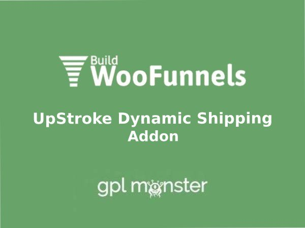Woofunnels UpStroke: Dynamic Shipping v1.6.0