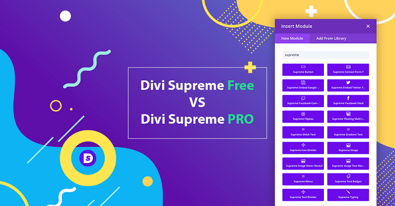 Divi Supreme – Custom and Creative Divi Modules v4.3.3