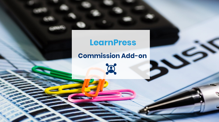 Learnpress – Commission Add-On v3.0.0