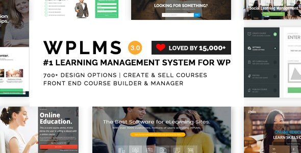 WPLMS Learning Management System for WordPress, Education Theme v3.9.9