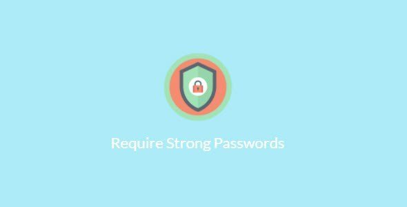 Paid Membership Pro Require Strong Passwords v0.2.2